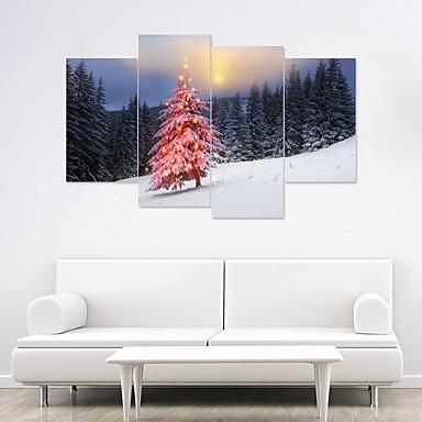 لواصق حائط مزخرفة - لواصق / عطلة ملصقات الحائط كريستمس / الأزهار / النباتية غرفة النوم / غرفة الأطفال