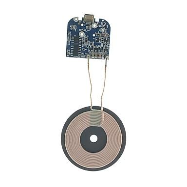 Cwxuan شاحن لاسلكي شاحن يو اس بي USB شاحن لاسلكي / Qi 1 A DC 5V إلى iPhone X / iPhone 8 Plus / iPhone 8