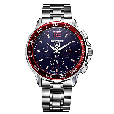 5aea2a32f91 cheap Men  039 s Watches-Tevise Men  039 s Mechanical Watch · Tevise Men s  Mechanical Watch Japanese Automatic ...