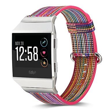 جلد أصلي حزام حزام إلى Apple Watch Series 4/3/2/1 فضة 23CM / 9 بوصة 2.1cm / 0.83 Inches