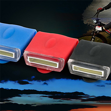 cheap Bike Lights-LED Bike Light LED Light Mountain Bike MTB Cycling Waterproof Portable Quick Release Rechargeable Lithium-ion Battery 1200 lm White Red Cycling / Bike / ABS