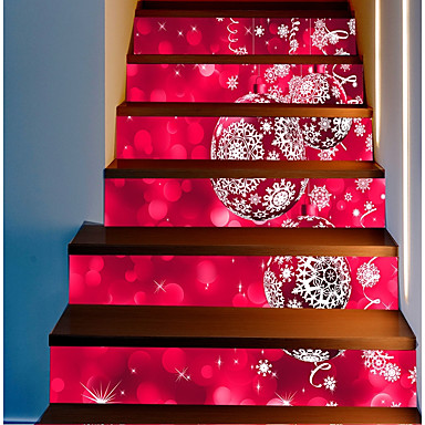 Decorative Wall Stickers - Holiday Wall Stickers Christmas Decorations Outdoor / Office