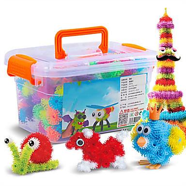 Building Blocks Balls Educational Toy 400+36 pcs Eyes Heart compatible Legoing DIY Parent-Child Interaction Unisex Boys' Girls' Toy Gift