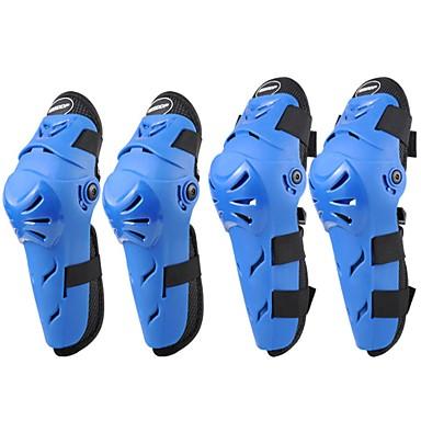 voordelige Beschermende uitrusting-Motor beschermende uitrusting voor Elleboogbeschermers / Knie Pad Heren ABS Kleverig / Bescherming / Slijtvast