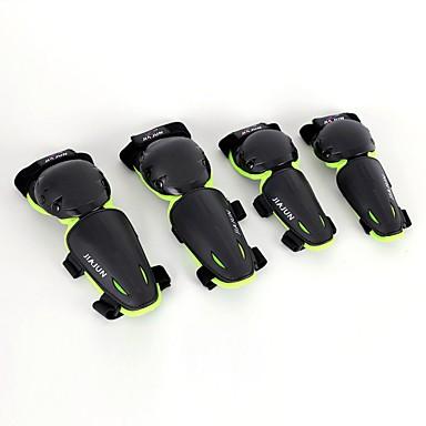 Недорогие Средства индивидуальной защиты-Мотоцикл защитный механизм для Защита локтей / Коленная подушка Все С начесом / PU Защита / Закрытая чашечка / Водонепроницаемый