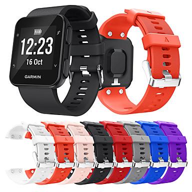voordelige Smartwatch-accessoires-Horlogeband voor Forerunner 35 Garmin Sportband Silicone Polsband