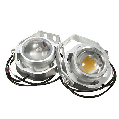 voordelige Motorverlichting-2x 12v-32v 10w wit licht led spot spots mist mistlampen