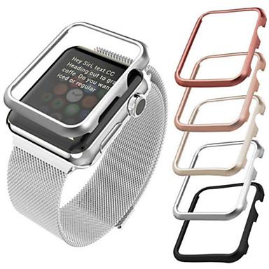 Недорогие Кейсы для Apple Watch-Кейс для Назначение Apple Apple Watch Series 4 Сплав Apple
