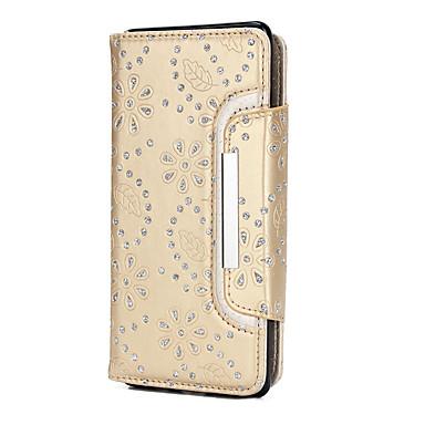 voordelige Galaxy Note-serie hoesjes / covers-hoesje Voor Samsung Galaxy Note 8 Strass / Patroon Volledig hoesje Geometrisch patroon Zacht PU-nahka