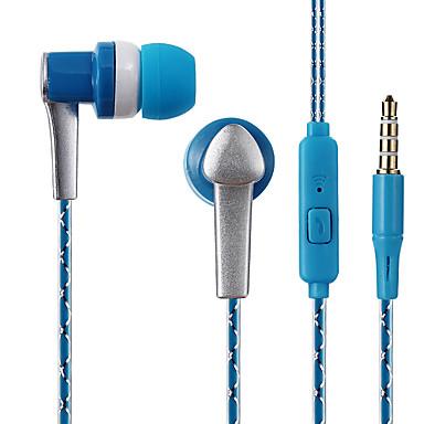 LITBest WP15 耳の中 ケーブル ヘッドホン イヤホン ABS + PC 携帯電話 イヤホン スポーツ&アウトドア / クール / ステレオ ヘッドセット