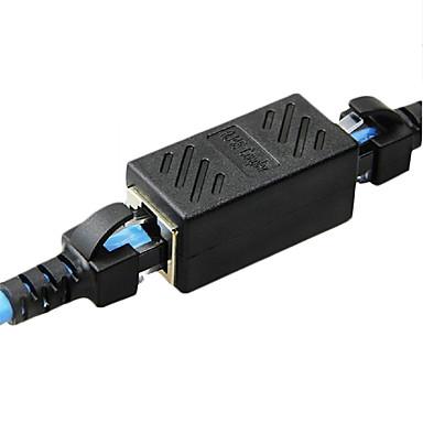 billige Ethernet-kabler-RJ45 Adapter, RJ45 til RJ45 Adapter Hun - Hun