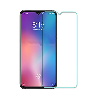 billige Skærmbeskyttelse til Xiaomi-Skærmbeskytter for XIAOMI Xiaomi Mi 9 / Xiaomi Mi 9 SE / Xiaomi Mi 9 Explorer Hærdet Glas 2 Stk. Skærmbeskyttelse High Definition (HD) / 9H hårdhed / Eksplosionssikker