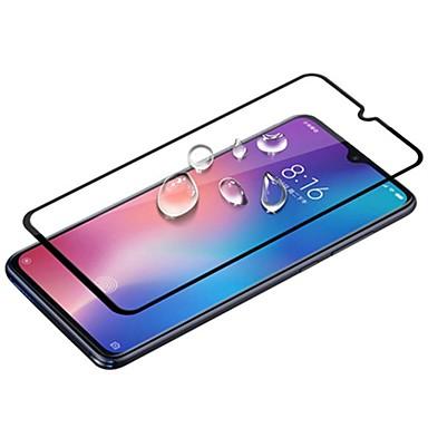 billige Skærmbeskyttelse til Xiaomi-Skærmbeskytter for XIAOMI Xiaomi Redmi Note 7 / Xiaomi Mi 9 Hærdet Glas 1 stk Helkrops- og skærmbeskyttelse 9H hårdhed / Ultratynd / 5D Touch Compatible