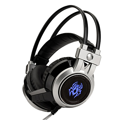 LITBest F45 Gaming Headset Ledning Gaming nul Stereo