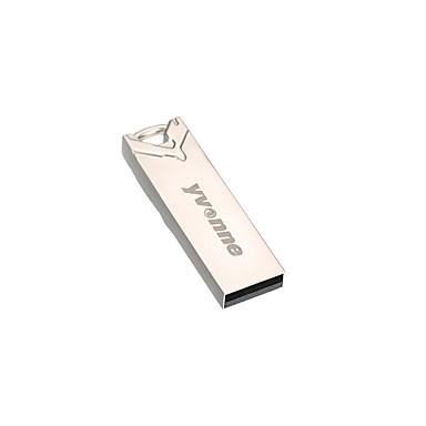 yvonne 64 GB flash disk USB usb disk USB 2,0 / Micro USB Kov / Slitina hliníku a hořčíku Kvádr Voděodolné / Nový design / geometrický vzor Y309