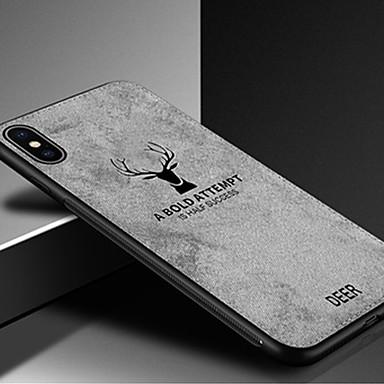 voordelige Huawei Mate hoesjes / covers-hoesje Voor Huawei Huawei P20 / Huawei P20 Pro / Huawei P20 lite Beplating / Patroon Achterkant dier Zacht TPU / P10 Plus / P10 Lite / P10 / Mate 9 Pro