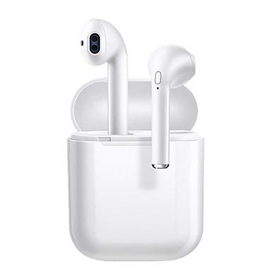 abordables Cascos y Auriculares-i9s en el oído auriculares inalámbricos auriculares auriculares de plástico auriculares estéreo / con micrófono / con caja de carga auriculares