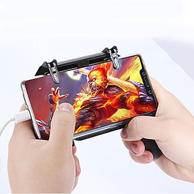 olcso Videojáték tartozékok-mindent egy mobiljáték-játékpadon fortnit játékvezérlő pubgad játékvezérlőjével