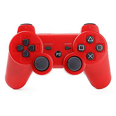 levne PS3 příslušenství-pxn ps3 bezdrátové herní ovladače / joystick řadič pro sony ps3 bluetooth rozkošný / nový design / přenosné herní ovladače / joystick řadič rukojeť 1 ks jednotka