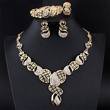 90e1942c93ffe Rhinestone, Jewelry Sets, Search MiniInTheBox