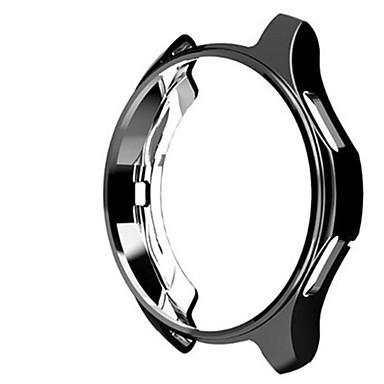 voordelige Smartwatch-accessoires-46mm plating TPU krasbestendig frame beschermhoes shell voor samsung gear classic s4 galaxy horloge