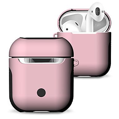 billige Tilbehør til høretelefoner-apple pc hard box headset pakke reserveret opladning port design stilfulde airpods øretelefon sæt til iphone7 / 8 / 7plus / 8plus / x / xs / xr / xsmax