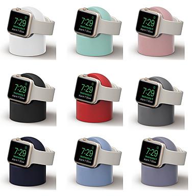 voordelige Apple Watch-bevestigingen & -houders-Apple Watch Alles-in-1 silica Gel Bed / Bureau