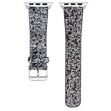 voordelige Smartwatch-accessoires-Horlogeband voor Apple Watch Series 4/3/2/1 Apple Klassieke gesp Plastic Polsband