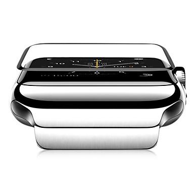 Недорогие Защитные пленки для Apple Watch-закаленное стекло для яблочной поверхности часов защитная пленка 38мм 3d изогнутые