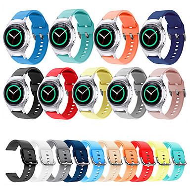 voordelige Horlogebandjes voor Samsung-Horlogeband voor Gear S2 Samsung Galaxy Sportband Silicone Polsband