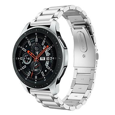voordelige Horlogebandjes voor Samsung-horlogebandje voor samsung galaxy horloge 46 / gear s3 classic lte / gear s3 frontier samsung galaxy butterfly gesp roestvrij staal polsband
