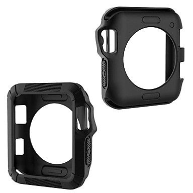 Недорогие Кейсы для Apple Watch-прочный защитный кожух противоударный защитный чехол для часов iwatch apple