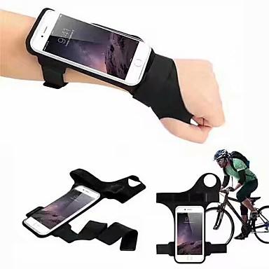 voordelige Universele hoesjes & tasjes-koffer voor een armband / kaarthouder armband in een stevige kleur, uitgevoerd in zacht nylon