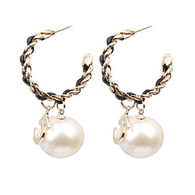 6d07687d2 cheap Earrings-Women's Drop Earrings Earrings Dangle Earrings  Imitation Pearl Earrings
