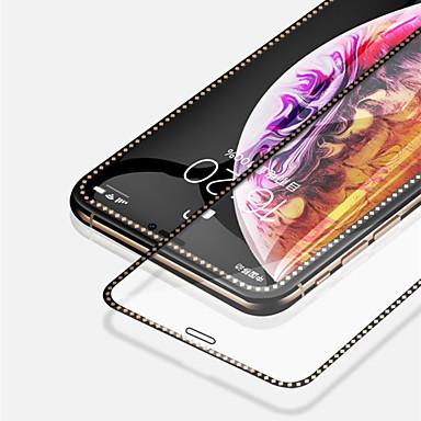 Недорогие Защитные пленки для iPhone SE/5s/5c/5-Подходит для Apple закаленное стекло экрана протектор экрана кристалл алмаза для iphone5 / 5s / 5c / 5se / 6 / 6s / 6plus / 6splus / iphnoe7 / 7plus / iphone8 / 8plus / iphnoex / xs / xr / xsmax
