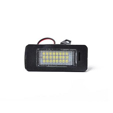 voordelige Motorverlichting-professionele heldere led-lamp voor audi a1 a4 a5 a6 a7 kentekenplaatverlichting