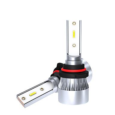 voordelige Autokoplampen-2pcs 9006 Automatisch Lampen LED Koplamp Voor Universeel Alle jaren