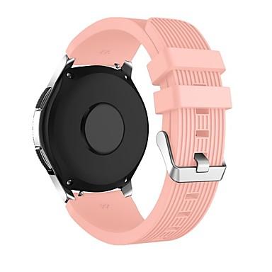 voordelige Horlogebandjes voor Samsung-horlogeband voor versnelling s3 frontier / versnelling s3 classic / versnelling s2 classic samsung galaxy sportband siliconen polsband