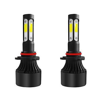 voordelige Autokoplampen-2pcs 9006 Automatisch Lampen 36 W LED Mistlamp / Koplamp Voor Universeel Alle jaren