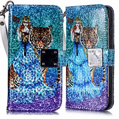 billige Galaxy S6 Edge Etuier-etui til samsung galaxy s9 s9 plus telefon etui pu læder materiale metal hijab 3d farverig telefon etui til samsung galaxy s10 s10 plus s10 e