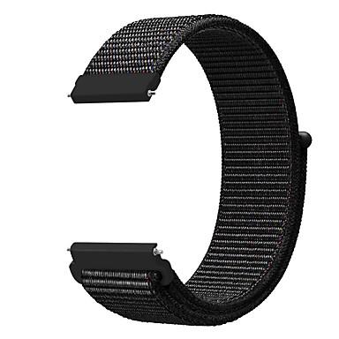 voordelige Horlogebandjes voor Samsung-Horlogeband voor Gear S3 Classic Samsung Galaxy Sportband Nylon Polsband