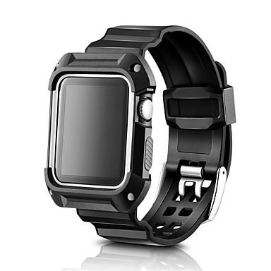 Недорогие Ремешки для Apple Watch-Ремешок для часов для Серия Apple Watch 5/4/3/2/1 / Apple Watch Series 4/3/2/1 Apple Классическая застежка Натуральная кожа Повязка на запястье