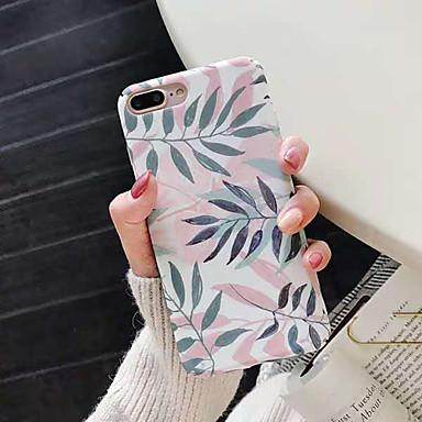 voordelige iPhone 7 hoesjes-hoesje Voor Apple iPhone XS / iPhone XR / iPhone XS Max Stofbestendig / Patroon / Backup Achterkant Landschap / Bloem TPU
