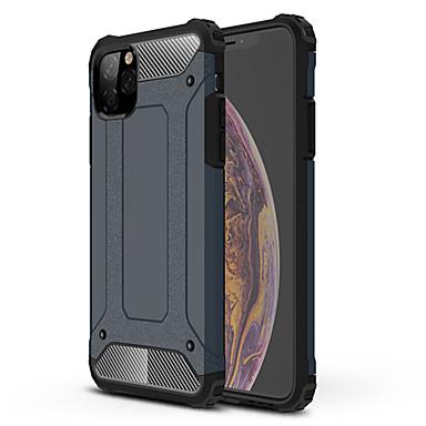 voordelige iPhone X hoesjes-hoesje Voor Apple iPhone 11 / iPhone 11 Pro / iPhone 11 Pro Max Schokbestendig Volledig hoesje Schild TPU / PC