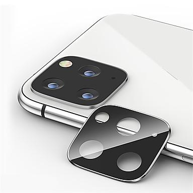 voordelige iPhone screenprotectors-metalen cameralensbeschermer voor Apple iPhone 11/11 pro / 11 pro max gehard glas high definition (hd)