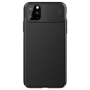 voordelige iPhone-hoesjes-Nillkin-hoesje voor Apple iPhone 11 / iPhone 11 Pro / iPhone 11 Pro Max schokbestendige achterkant Cover Lines / Wave PC voor iPhone 11 / iPhone 11 Pro / iPhone 11 Pro Max