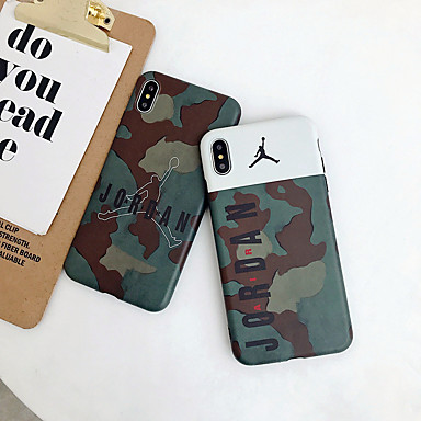 voordelige iPhone 6 hoesjes-hoesje Voor Apple iPhone 11 / iPhone 11 Pro / iPhone 11 Pro Max Mat / Patroon Achterkant Woord / tekst TPU / PC