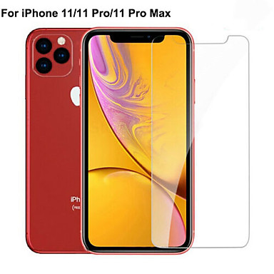 voordelige iPhone screenprotectors-gehard glas voor iphone 11 pro 2019 op iphone xr x xs max schermbeschermer beschermglas voor iphone 11 11 pro max