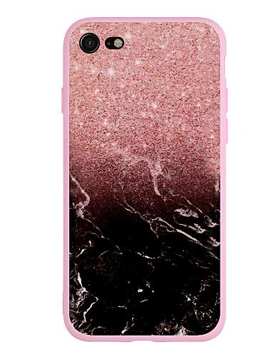 levne Yeni Gelenler-Carcasă Pro Apple iPhone XR / iPhone XS Max Vzor Zadní kryt Štras / Mramor Měkké TPU pro iPhone XS / iPhone XR / iPhone XS Max