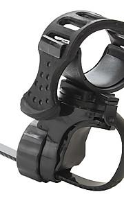linterna de bicicleta el soporte de montaje